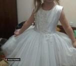 Платье детское 110 - 116 (5-6 лет)