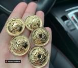 Пуговицы Givenchy золотые