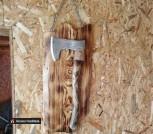 Топор викинга для интерьера HandMade длина 45 см