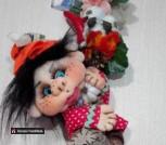 Кукла ДОМОВОЙ Тихон ручная работа
