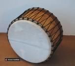 Двусторонние Этнические Барабаны из массива хвои