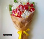 Пряничный букет Ромашки для мамы