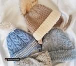 Шапки и повязки на голову ручной работы