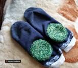Реставрация носков ручная работа
