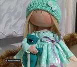 Кукла ручной работы Мила