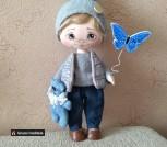 Куколка ручной работы Мальчик