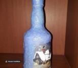 Бутылка 'Зимняя сказка'