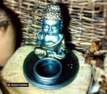 Маленький Будда/подсвечник