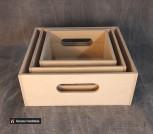 Ящик коробка упаковка подарочный 8 марта почтовый