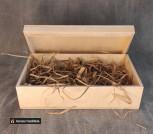 Ящик коробка упаковка подарочный 23 февраля почтовый