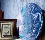 Картина Атлантика диаметр 40 см
