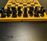 Шахматы советские деревянные  (абсолютно новый комплект)