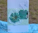 Обложка для свидетельства о браке зеленые