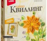 Набор для квиллинга 'Солнечные цветы'
