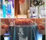 Вазы на свадьбу в аренду