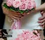 Букет невесты 'Сочный'