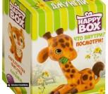 Карамель с игрушкой 'Happy Box. Джунгли' (18 г)